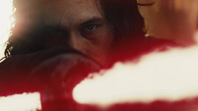 Star Wars VIII : pourquoi la cicatrice de Kylo Ren est-elle différente ?
