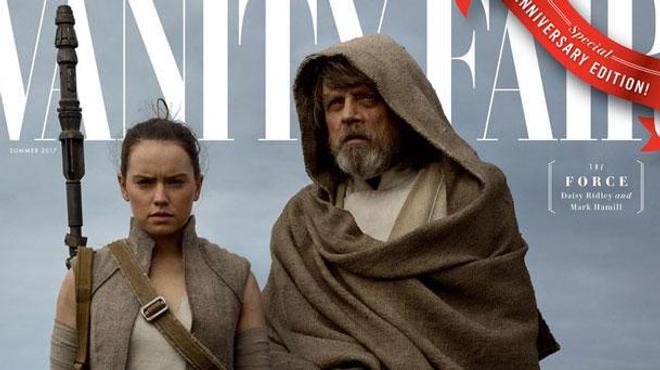 Star Wars VIII : les personnages se dévoilent en couverture de Vanity Fair