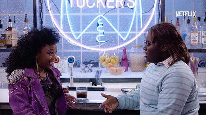 Orange Is The New Black Mirror : Netflix ressuscite Poussey à San Junipero