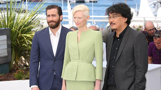 Cannes Jour 3 : l'équipe d'Okja foule la Croisette et Kavinsky s'éclate
