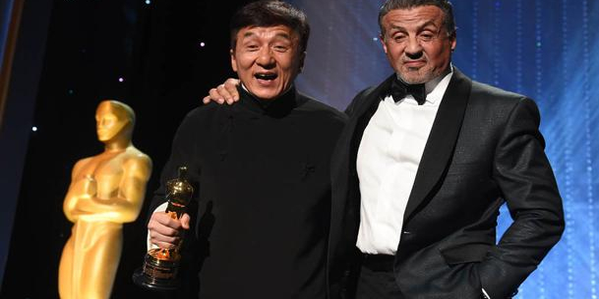 Jackie Chan et Sylvester Stallone feront équipe dans un film d'action