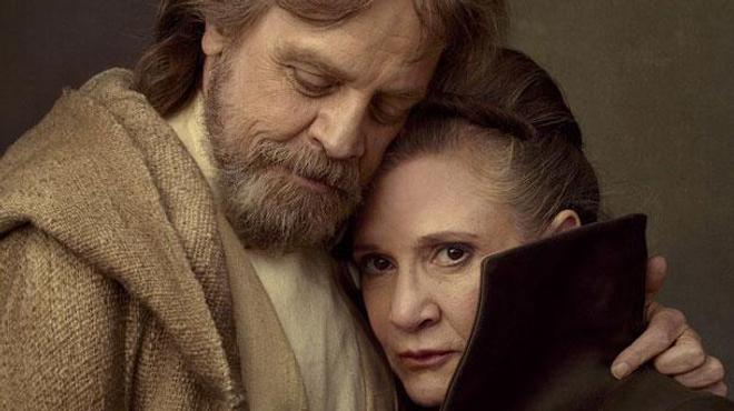 Star Wars VIII : toutes les photos du shooting Vanity Fair