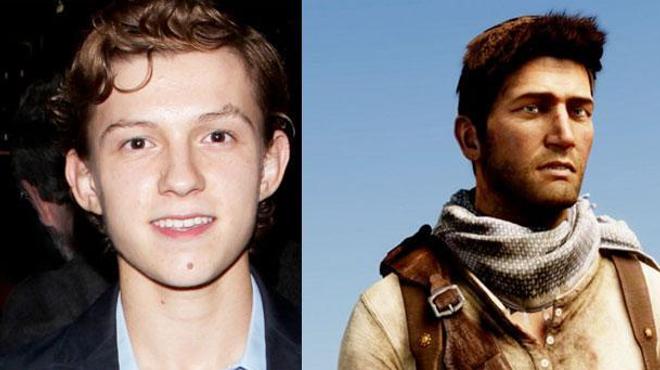 Tom Holland incarnera Nathan Drake dans l'adaptation du jeu vidéo Uncharted