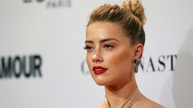 Aquaman : première image de Amber Heard dans le rôle de Mera