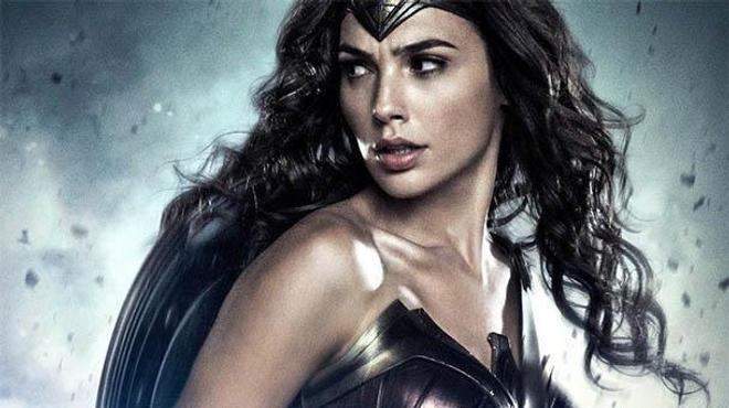 Wonder Woman part en guerre sur une nouvelle affiche !