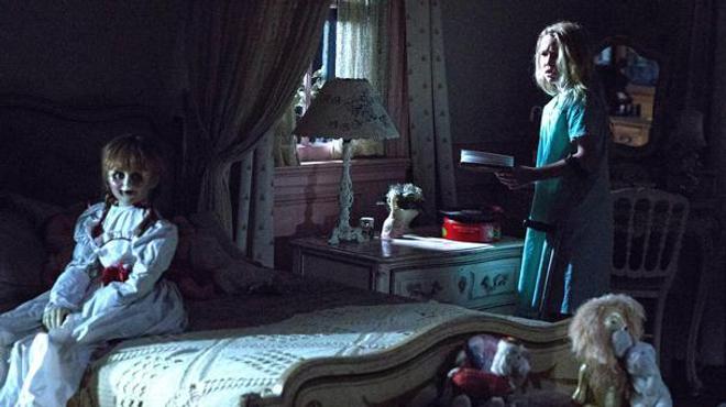 Annabelle 2 : découvrez les nouvelles images flippantes du film