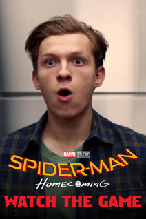 Spider-Man: Homecoming - Watch the Game