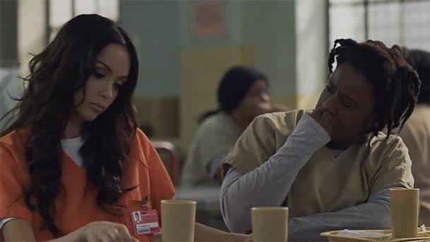 Orange is the New Black : Nabilla en séjour à Litchfield !