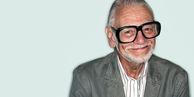 George A. Romero : La légende du film de zombies est décédée