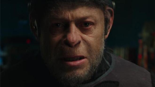 Découvrez la transformation bluffante d'Andy Serkis dans La Planète des singes