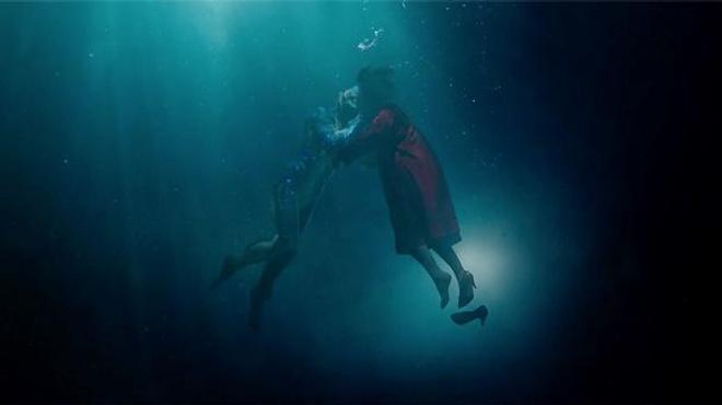 The Shape of Water : un premier trailer pour le nouveau film de Guillermo del Toro