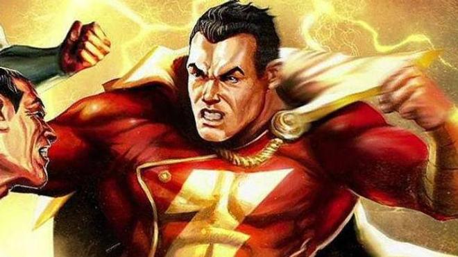 DC Cinematic Universe : Shazam trouve son réalisateur