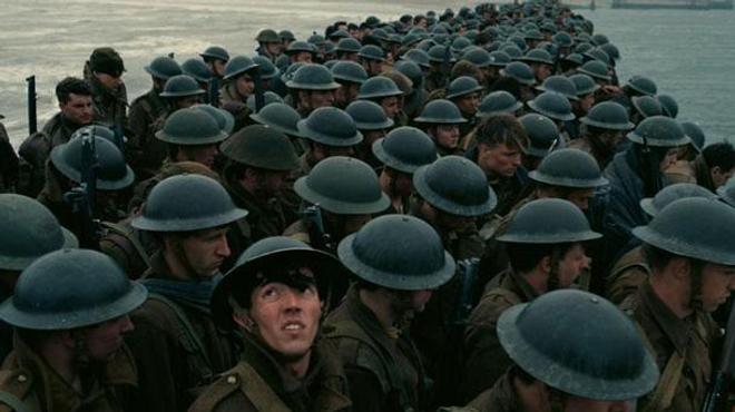 Box-office US : Dunkerque impressionne et douche froide pour Valérian