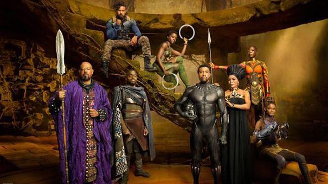 Black Panther se dévoile dans de nouvelles images