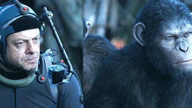 Andy Serkis: l'acteur à la pointe de la motion capture met en avant son art