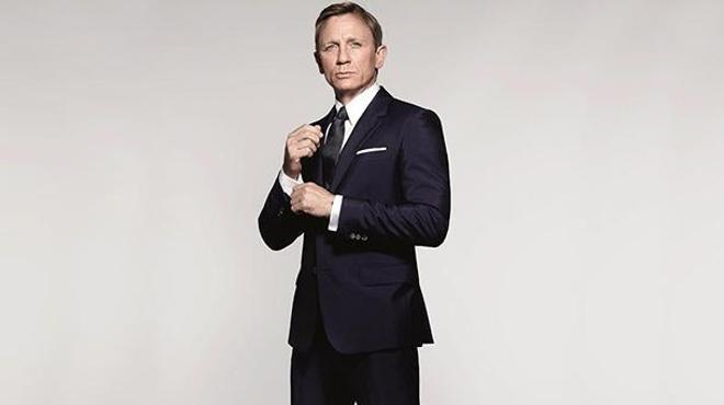 C'est officiel : Daniel Craig est de retour pour le prochain James Bond !