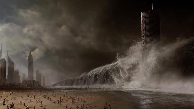La nature se déchaîne contre Gérard Butler dans le nouveau trailer de Geostorm