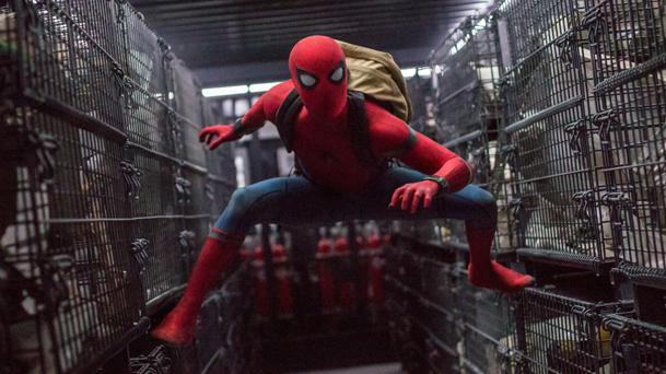 Box-office US: Spider-Man Homecoming cartonne