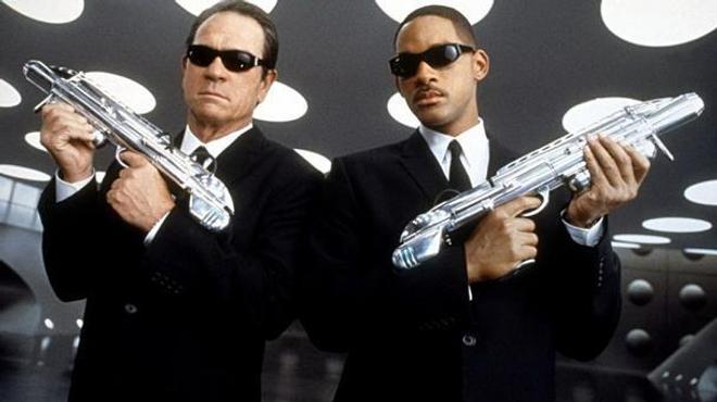 Men in Black : Will Smith et Tommy Lee Jones n'étaient pas les premiers choix !