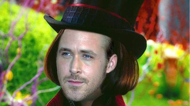 Ryan Gosling bientôt dans la peau de Willy Wonka ?
