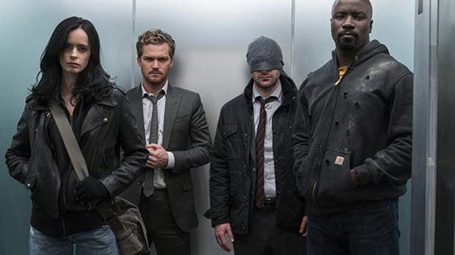 Une nouvelle bande annonce folle pour Marvel The Defenders