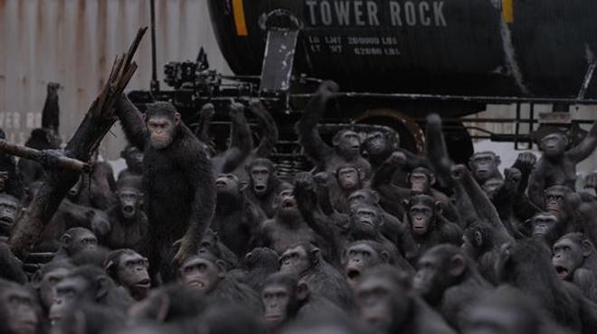 Box Office US : gros score pour La Planète des Singes Suprématie