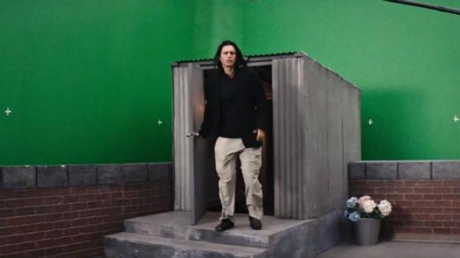 James Franco très mauvais acteur dans la bande annonce de The Disaster Artist