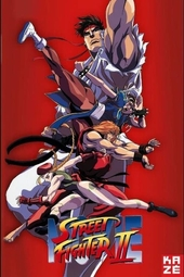 Street Fighter II, le film