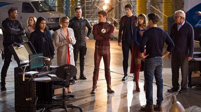 Un nouveau crossover super-héroïque prévu par CW