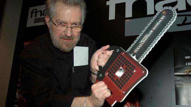 Le réalisateur Tobe Hooper est décédé