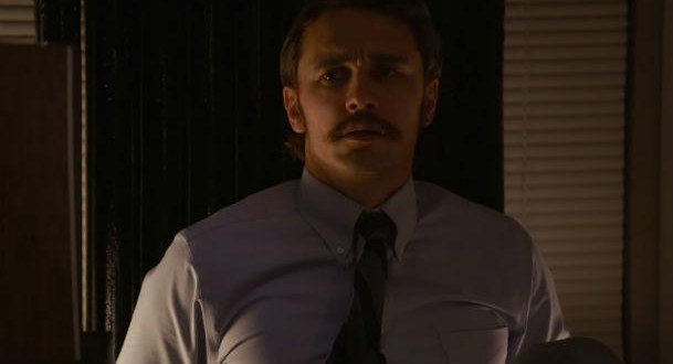 James Franco dans un nouveau clip de The Vault