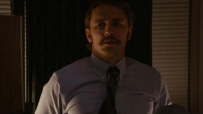 James Franco dans un nouveau clip de The Vault
