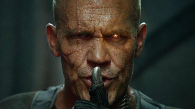 Deadpool 2 : premières photos de Josh Brolin en Cable