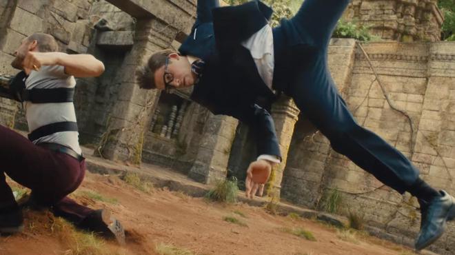 Kingsman 2 révèle de nouvelles images dans un spot télé américain