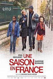 Une saison en France