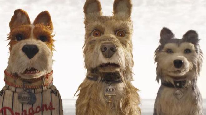 Isle of Dogs : une superbe bande-annonce pour le nouveau film de Wes Anderson
