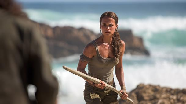 Tomb Raider : Alicia Vikander devient Lara Croft dans le premier making-of