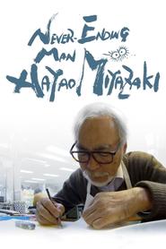 L'homme qui n'en finit jamais : Hayao Miyazaki