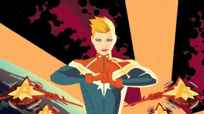 Captain Marvel : la super-héroïne apparaîtra dans Avengers 4