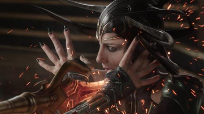 Thor Ragnarok : un nouvel extrait montre la toute puissance d'Hela
