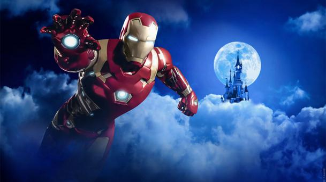 Les super-héros Marvel débarquent à Disneyland Paris l'année prochaine !
