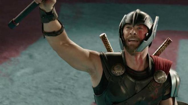 Thor Ragnarok : premier extrait hilarant