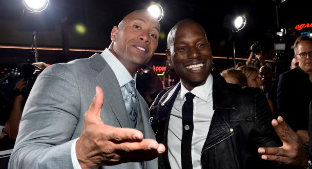 Fast and Furious : nouveau rebondissement entre Tyrese Gibson et The Rock