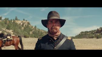 Hostiles : nouveau trailer du western avec Christian Bale