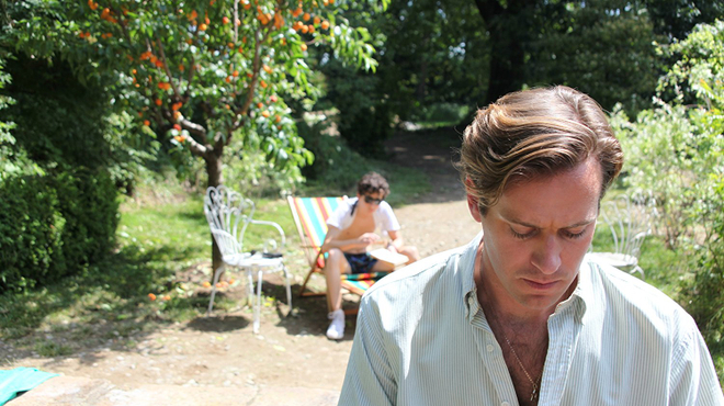 Call me by your name : romance lisse en Italie