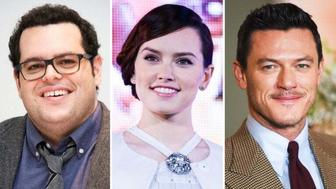 Daisy Ridley, Josh Gad et Luke Evans chez Netflix pour un film de super-héros