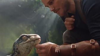 Jurassic World 2 : un bébé raptor mignon tout plein dans le premier extrait