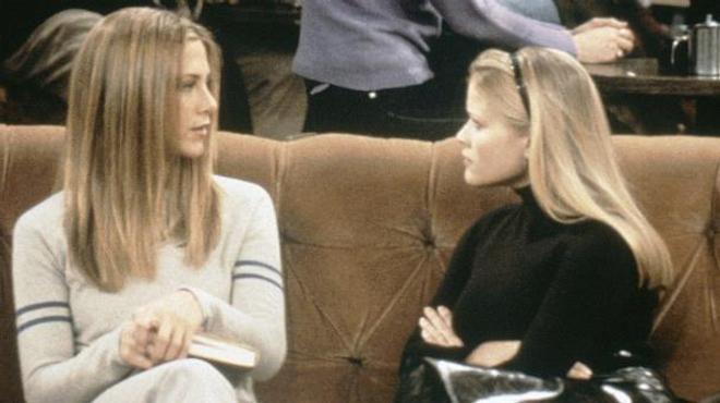 Jennifer Aniston et Reese Witherspoon se retrouvent dans une série