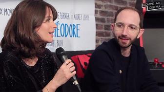 Simon et Théodore : Mélanie Bernier et Mikael Buch sont venus nous en parler !