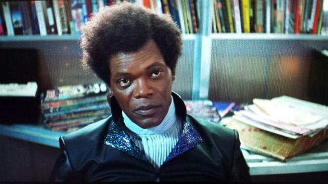 Glass : on a la première image de Samuel L. Jackson sur le tournage !